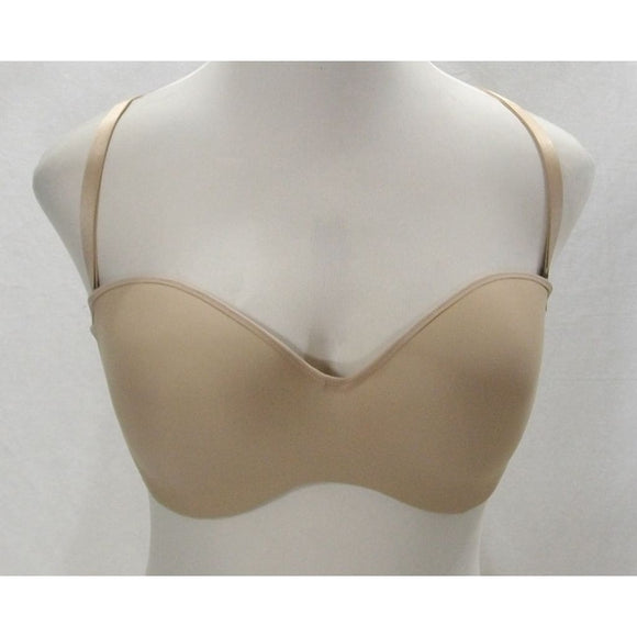 Maidenform 5032 Self Expressions Convertible Strapless Underwire Bra 42C Nude WITH STRAPS - Better Bath and Beauty