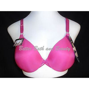Maidenform 9429 Weightless Extra Coverage Lift Underwire Bra 40C Pink NWT DISCONTINUED - Better Bath and Beauty