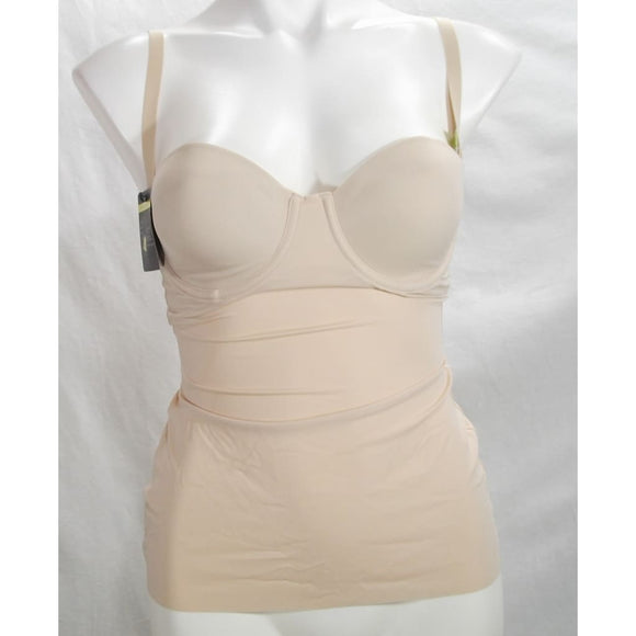 Maidenform DM1006 Endlessly Smooth Foam Cup Underwire Camisole Cami 34B Nude NWT - Better Bath and Beauty