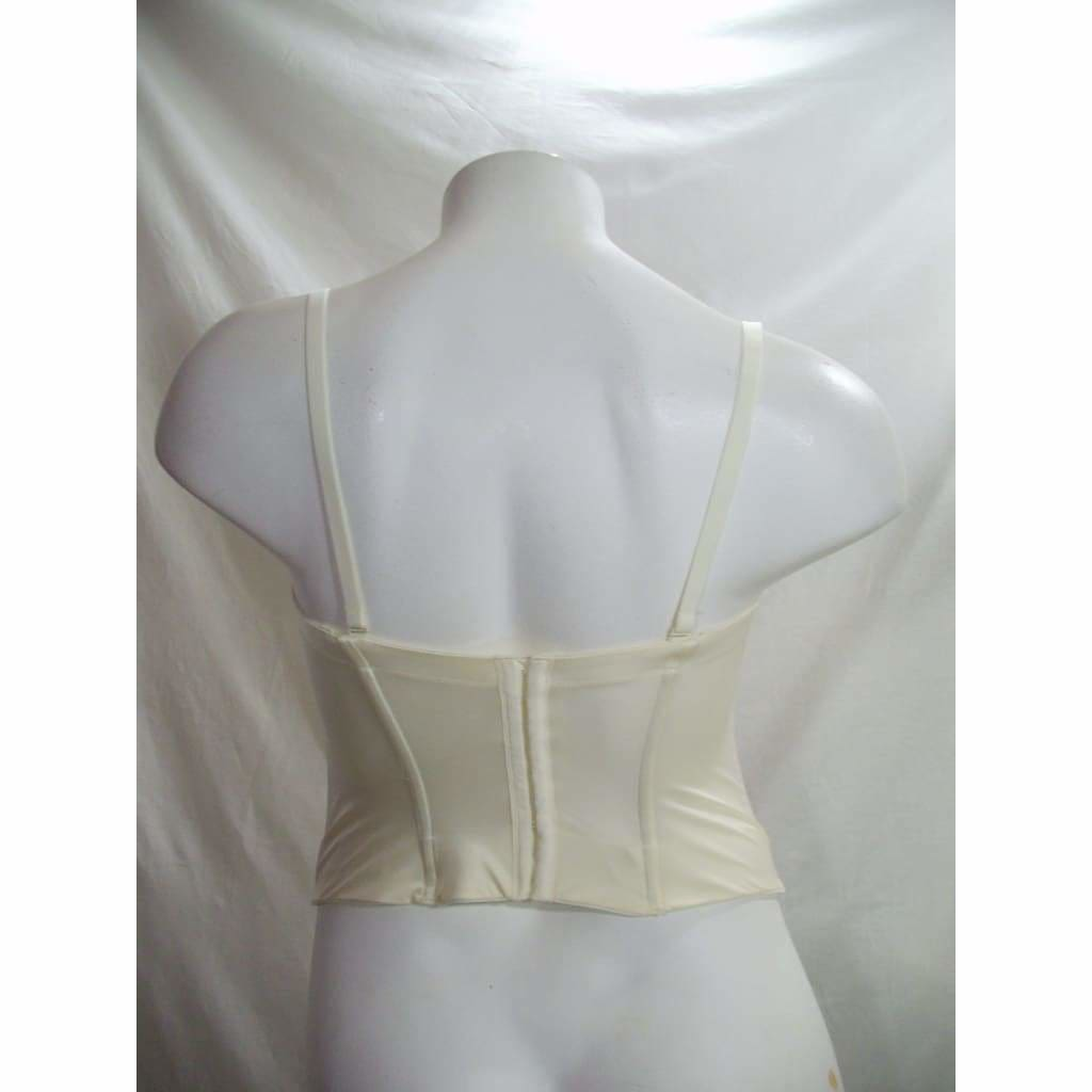 1120dae4b7 ... Maidenform DM1022 Ultra Firm Control Hourglass-Inducing Lace Bustier  36D Ivory - Better Bath and