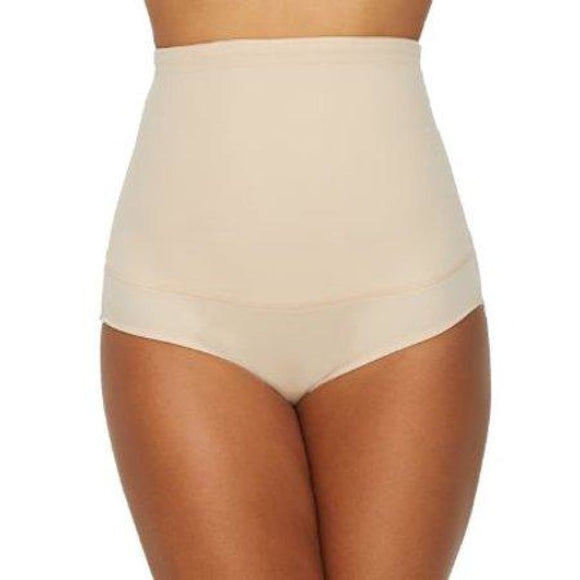 Maidenform FL1854 1854 Firm Control Hi Waist Shaping Brief XL Nude - Better Bath and Beauty
