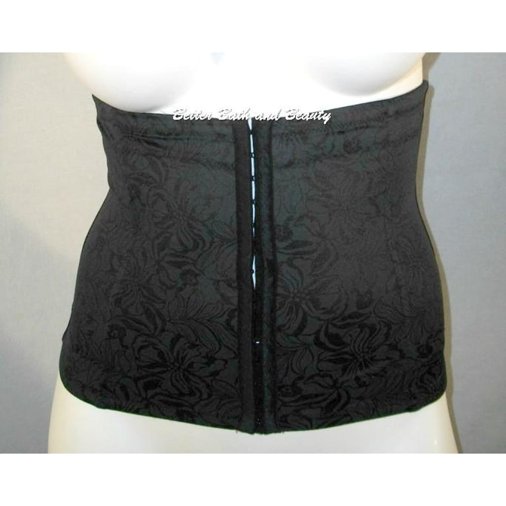 fa116fabf2c ... Maidenform Flexees 6868 Ultimate Slimmer Waist Cincher LARGE Black -  Better Bath and Beauty ...