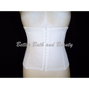 Maidenform Flexees 6868 Ultimate Slimmer Waist Cincher XL X-LARGE White - Better Bath and Beauty