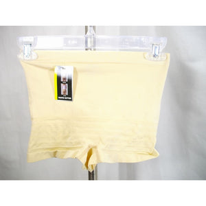 Maidenform Self Expressions 242 Seamless Smoothing Boyshorts LARGE Nude NWT - Better Bath and Beauty