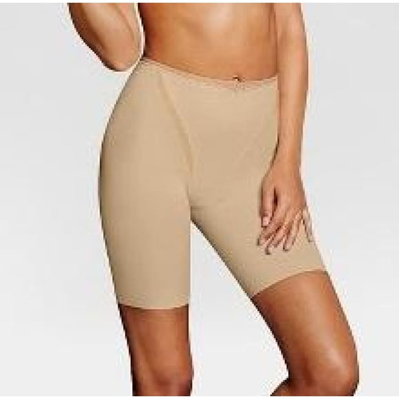 5fe9969aba2 Maidenform Self Expressions SE5005 Firm Foundations Thigh Shapers XL X-LARGE  Nude - Better Bath