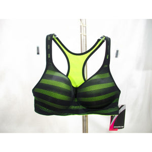 Marika Tek High Impact Dry-Wik Racerback Wire Free Sports Bra SMALL Lime-a-Rita Green - Better Bath and Beauty