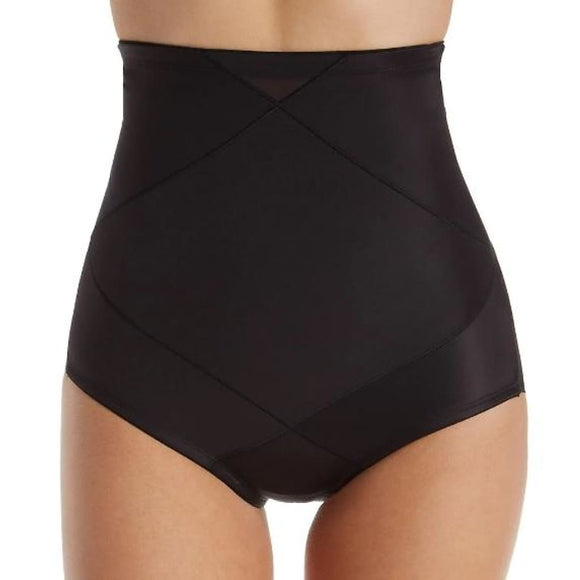Miraclesuit Style# 2415 Instant Tummy Tuck High-Waist Brief MEDIUM Black - Better Bath and Beauty