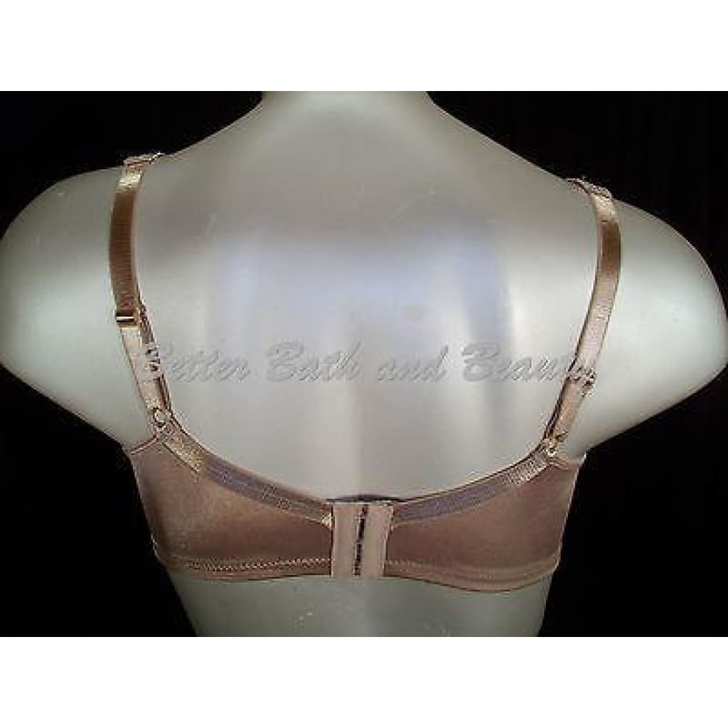 431005172ea ... Playtex 4745 18 Hour Ultimate Lift and Support Wire Free Bra 38B Nude  NWOT - Better