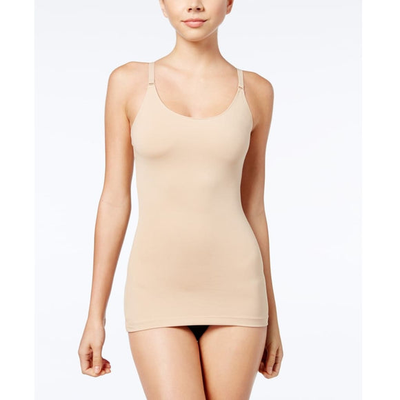 Spanx 2352 Hollywood Socialight Cami Camisole Top MEDIUM Nude NWT - Better Bath and Beauty