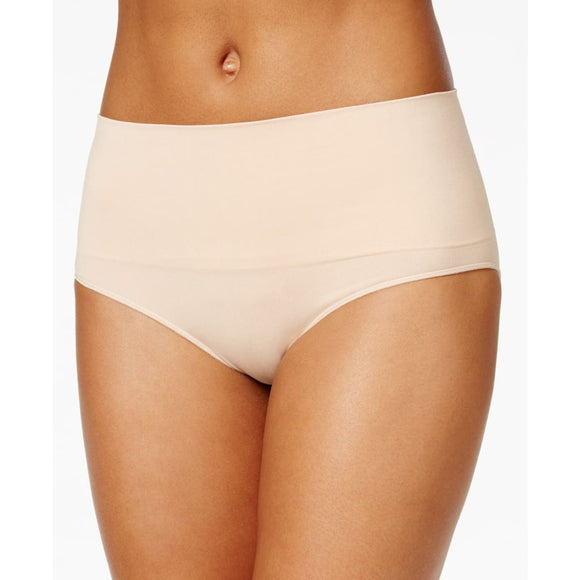 Spanx SS0715 Everyday Shaping Panties Brief LARGE Nude - Better Bath and Beauty