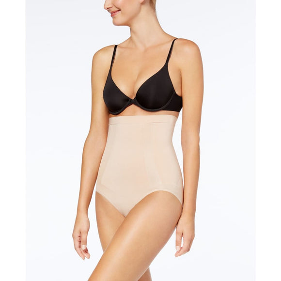 Spanx SS1815 OnCore High-Waisted Brief LARGE Nude NWT - Better Bath and Beauty