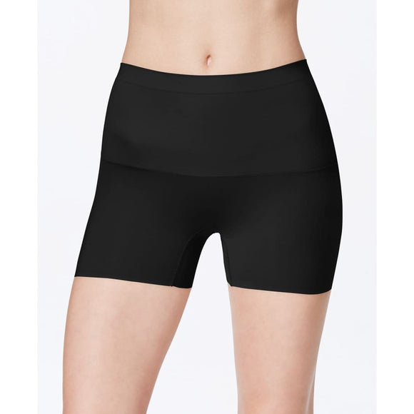 Spanx SS7215 Shape My Day Girl Short SMALL Black - Better Bath and Beauty