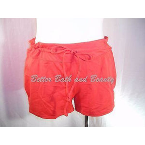 Tropical Escape Swim Suit Swim Short Shorts Bottom Size 8 Tomato Red NWT - Better Bath and Beauty