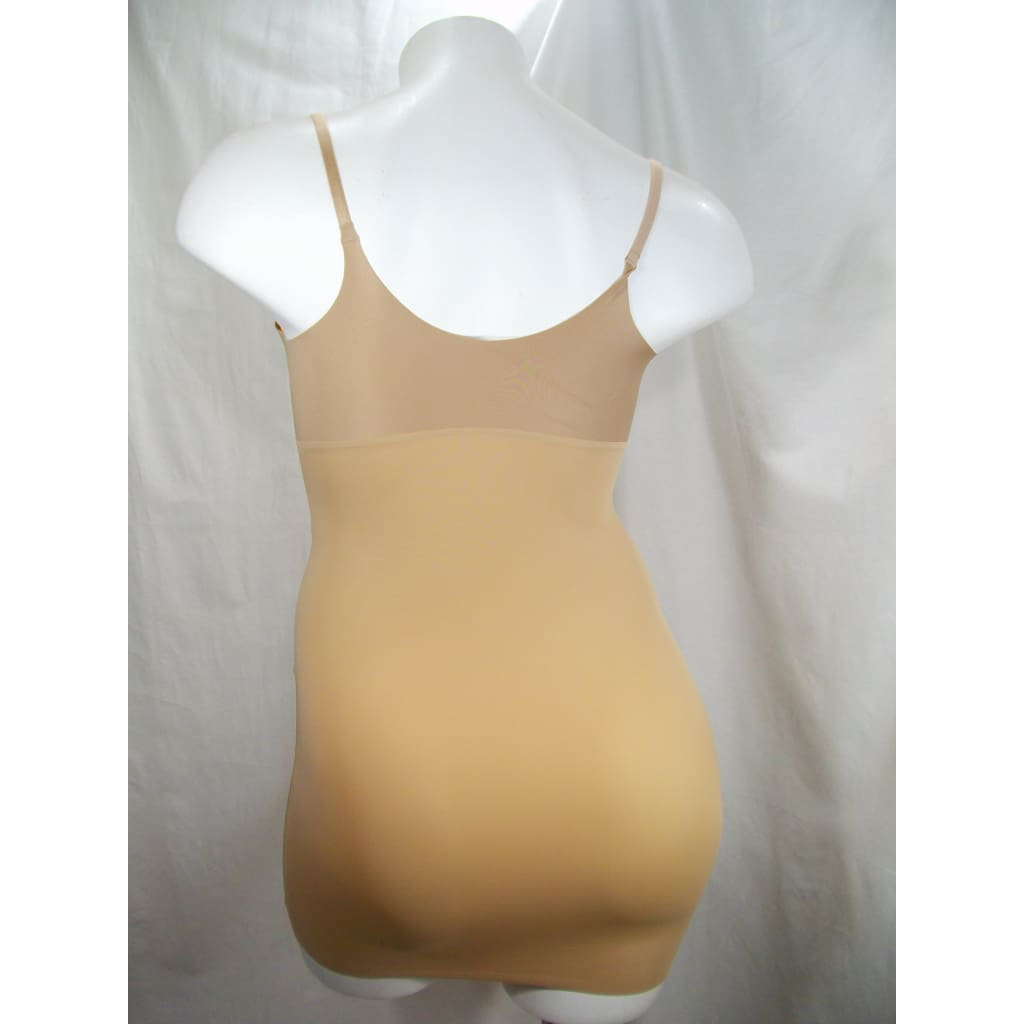 8f915270b3fcc ... Warners WT1130 Simply Perfect WYOB Shaping Slip LARGE Beige NWT -  Better Bath and Beauty