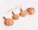 chocolate chip cookie jewelry set
