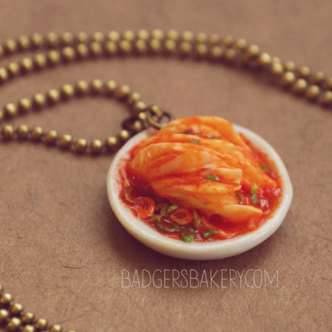 Miniature Food Jewelry