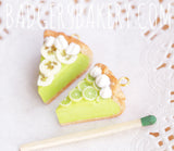 key lime pie charms