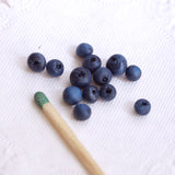 1/4 and 1/6 scale blueberries