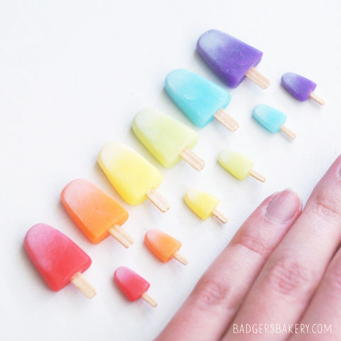 miniature popsicles for dolls