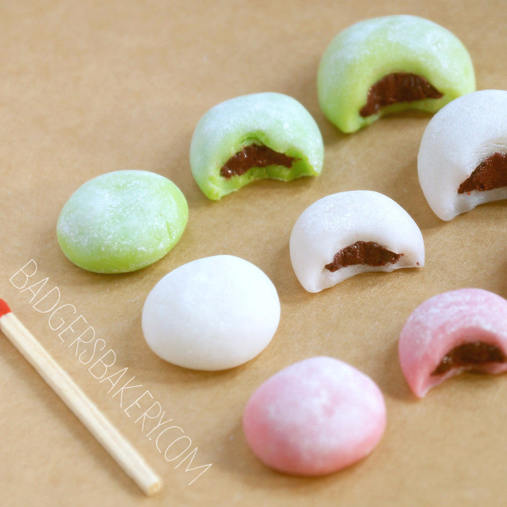 Mochi Japanese Ice Cream Cake