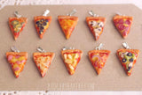 miniature pizza topping samples