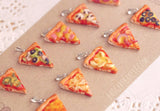 pizza pendants