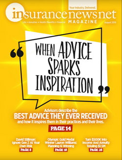 Advice from Tracey Jones included in Insurance News Net Magazine