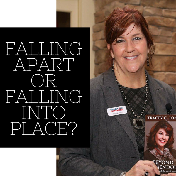 Falling Apart or Falling Into Place?