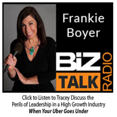 Frankie Boyer Show Appearance