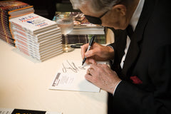 Charlie Tremendous Jones - book signing - Life Is Tremendous - Tremendous Leadership
