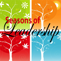 Seasons of Leadership - Tremendous Leadership - Tracey C. Jones