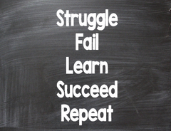 Mentoring Mudslide - Learn to encourage the struggle
