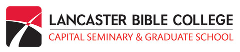 Lancaster Bible College logo