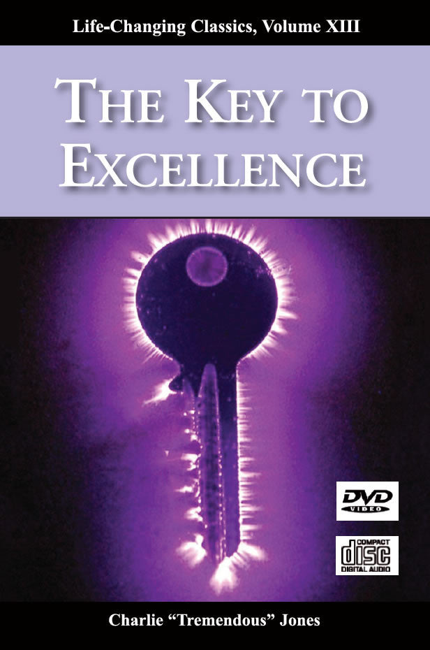 CD/DVD - Key to Excellence: Life-Changing Classics, Volume XIII
