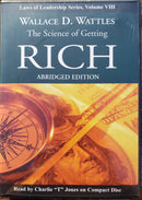 Science of Getting Rich (Abridged Edition): Laws of Leadership, Volume XVIII