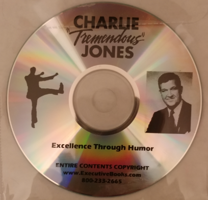Excellence Through Humor - CD