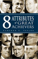 Ebook - 8 Attributes of Great Achievers