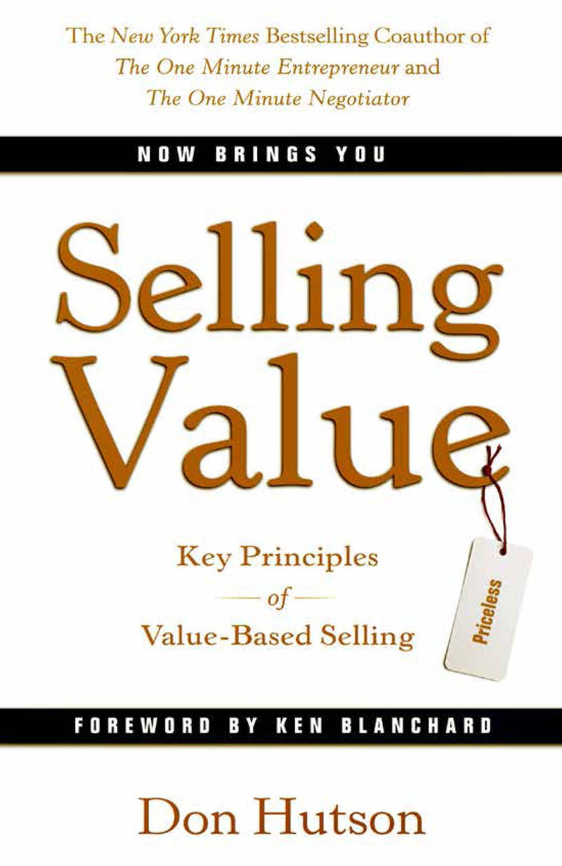 Ebook - Selling Value: Key Principles of Value-Based Selling