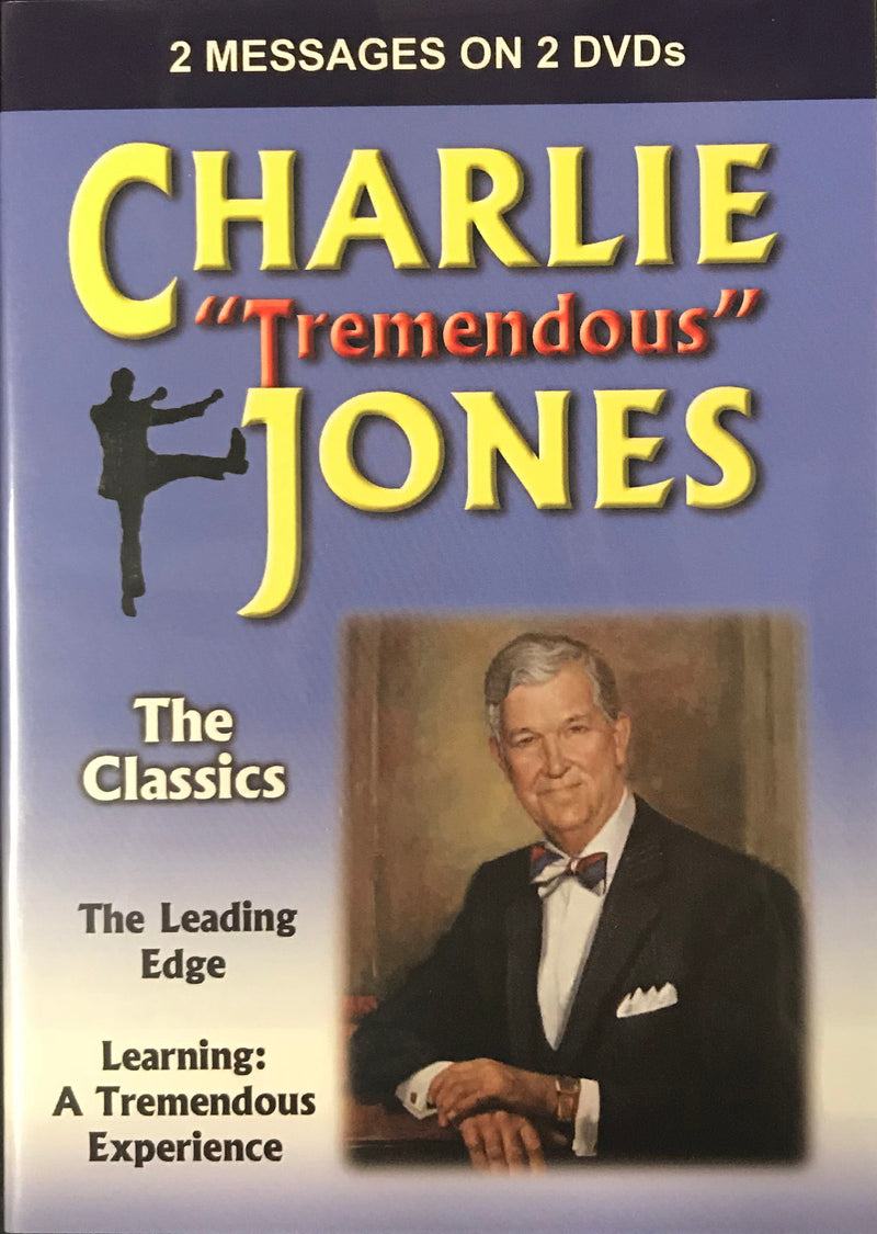 "DVD - Charlie ""Tremendous"" Jones: The Classics"