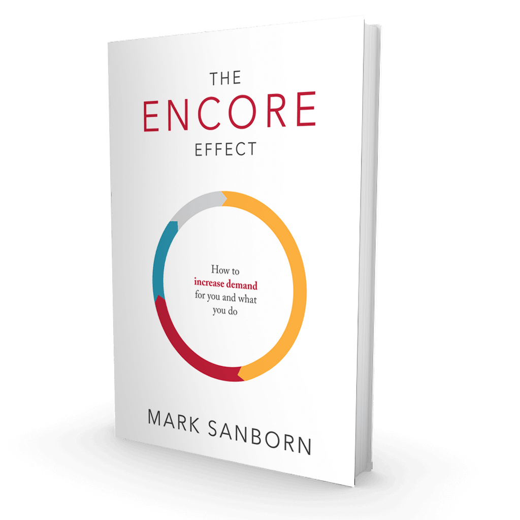 Mark Sanborn Books and Journal Bundle