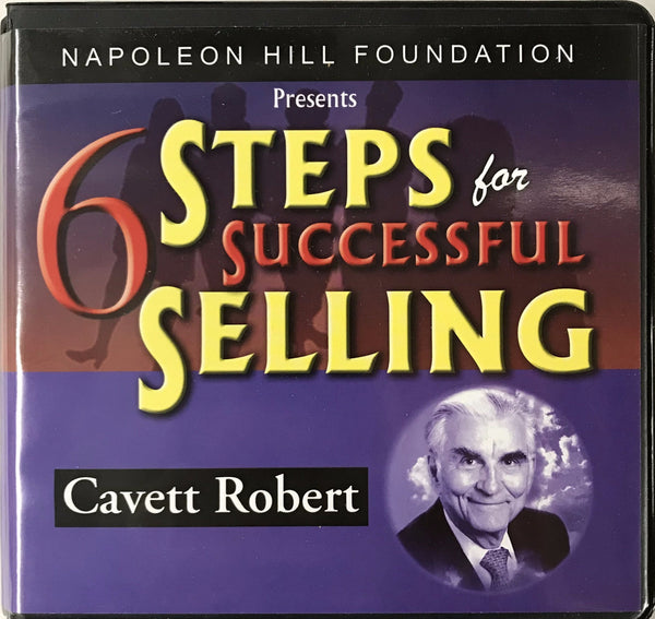CD-6 Steps for Successful Selling