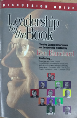 DVD-Leadership by the Book