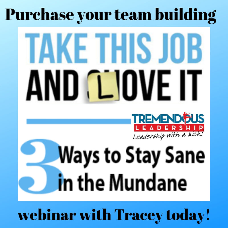 Personalized Zoom Meeting for Your Team - with Tracey