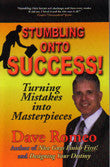 Ebook - Stumbling Onto Success!: Turning Mistakes Into Masterpieces