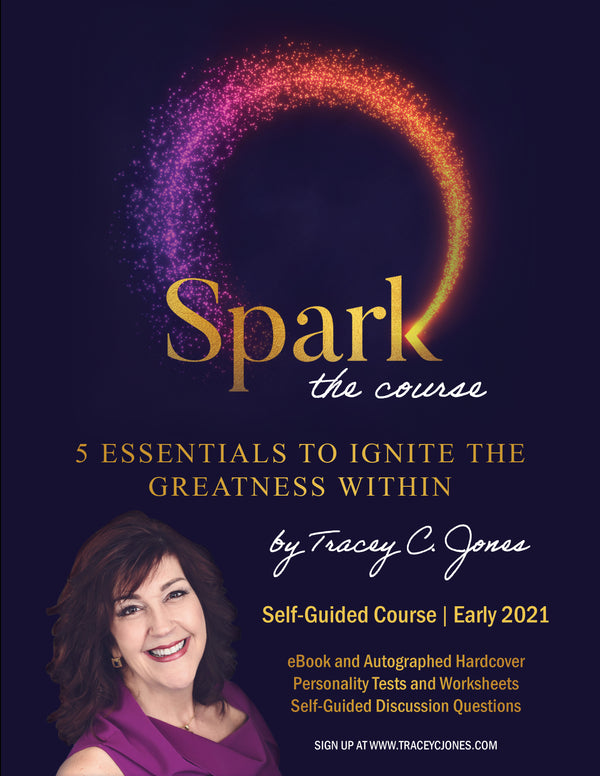 The SPARK Course: 7 Modules (Self-Guided or Interactive)