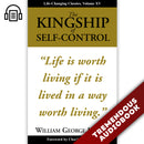 Kingship of Self-Control: Laws of Leadership Series, Volume V