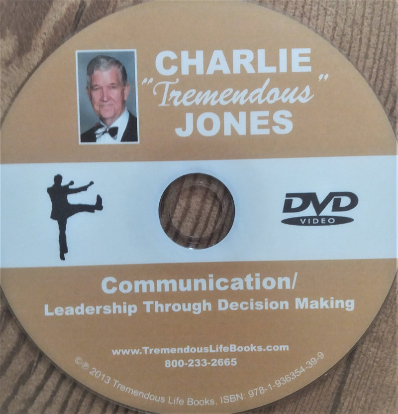 DVD - Communication/Leadership Through Decision Making