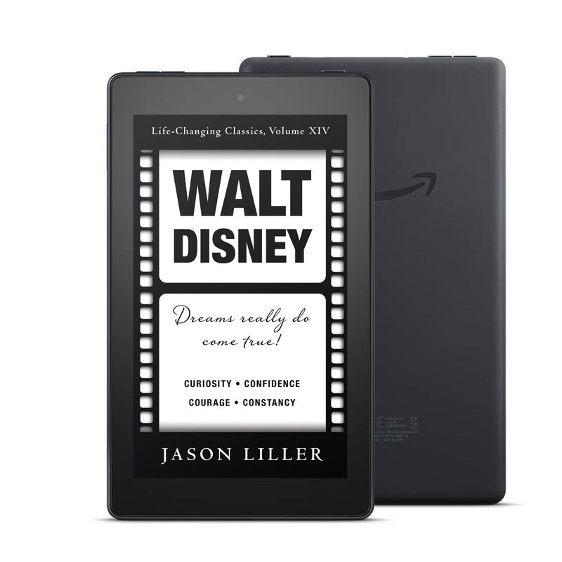 Walt Disney: Dreams Really Do Come True!: Life-Changing Classics, Volume XIV