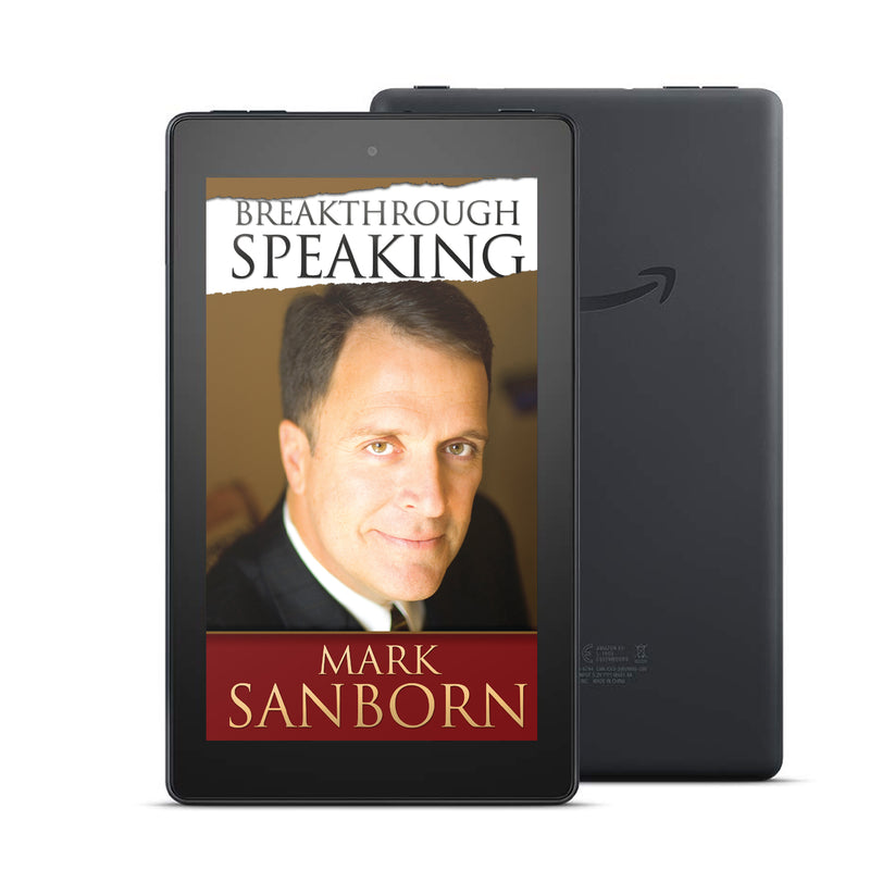 Breakthrough Speaking