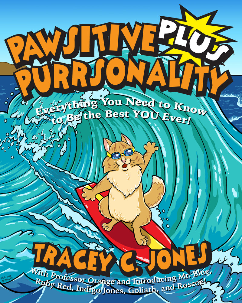 Ebook - Pawsitive Purrsonality Plus